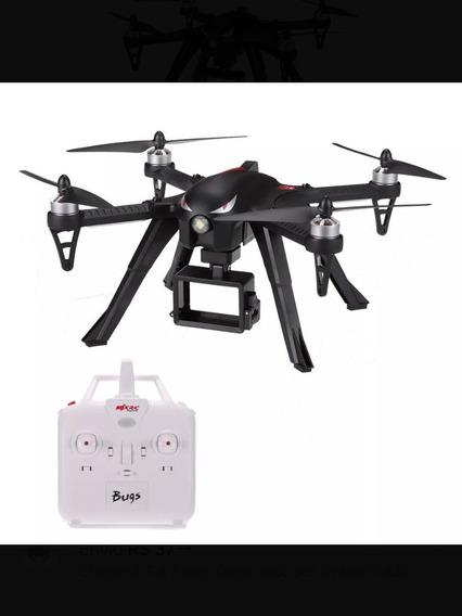 Promoção Relâmpago! Drone Mjx Bugs 3 Brushless 19mins De Vôo