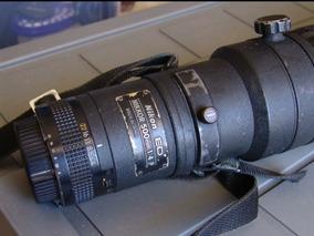 Tele Nikon 500mm F4.0 Ais Ed If Foco Manual