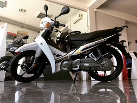 Yamaha New Crypton Full Antrax Avellaneda