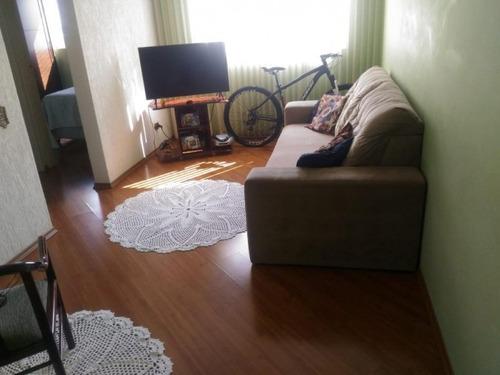 Imagem 1 de 15 de Apartamento Com 2 Dormitórios À Venda, 50 M² Por R$ 350.000 - Veleiros - São Paulo/sp - Ap0302