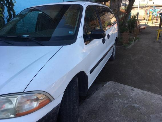 Ford Windstar 2002 Excelente Estado, Motor 3.8. Full Equipo.