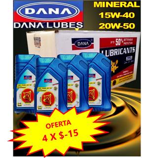 Aceite Mineral 15w-40 20w-50 100% Virgen Hecho En Dubai