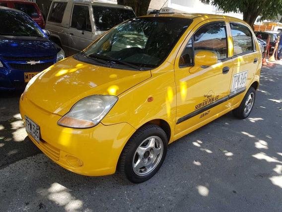 Vencambio Chevrolet Spark 1000 Modelo 2007 Tax Belen