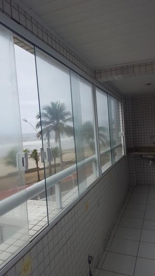 Apartamento À Venda Na Avenida Governador Mário Covas Júnior, 6500, Jardim Praia Grande, Mongaguá - Sp - Liv-6195