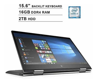 Hp 2019 Est Envy X360 15.6 Inch Fhd Touchscreen Laptop Int ®