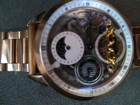 Relógio Patek Philippe Skeleton