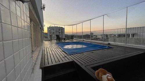 Imagem 1 de 14 de Vende-se Maravilhosa Cobertura Duplex. Excelente Localização