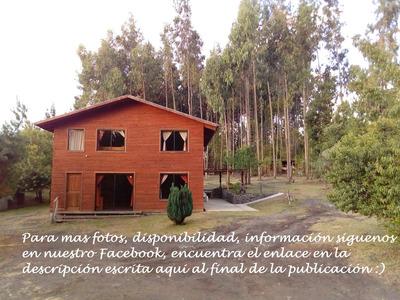 Cabaña Entre Lican Ray Coñaripe 10 Personas