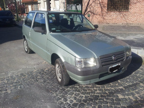 Fiat Uno Fire Mpi 8v 3 Puertas Con Gnc