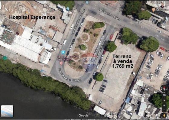 Terreno À Venda Na Ilha Do Leite Em Frente Do Hospital Esperança - Te0247