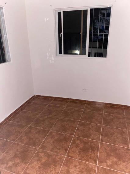 Alquiler De Apartamento 2 Hab, Sala-comedor, Baño,