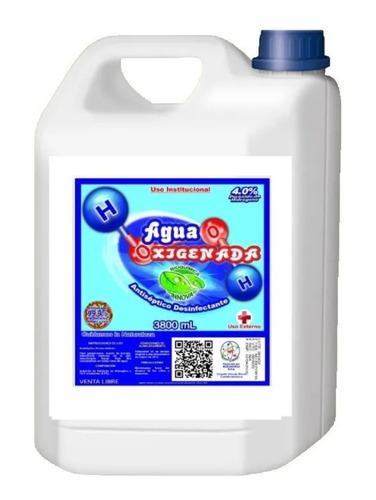 Agua Oxigenada - L a $12250