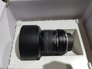 14mm F2.8 Para Olympus
