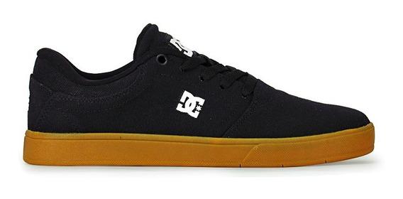 Tênis Dc Shoes De Skate Crisis Tx La Preto