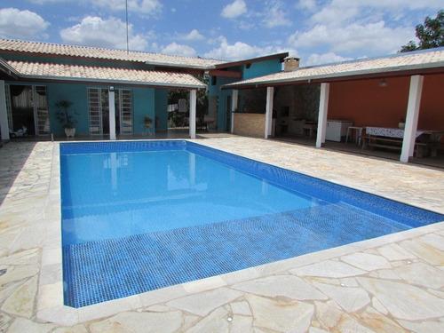 Chácara Com 3 Dormitórios À Venda, 1250 M² Por R$ 800.000,00 - Nova Suiça - Piracicaba/sp - Ch0048