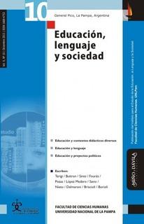 Revista Educación, Lenguaje Y Sociedad. Vol X, Nº 10