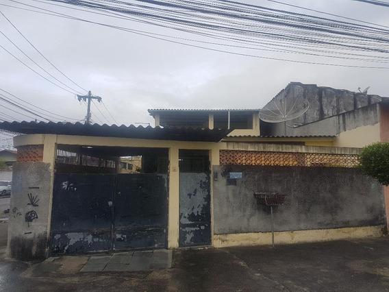 Casa Em Campo Grande, Rio De Janeiro/rj De 260m² 4 Quartos À Venda Por R$ 400.000,00 - Ca194987