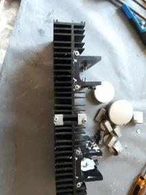 Dissipador Dos Amplificadores Gradiente 1560, 246, 366