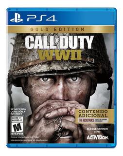 ¡ Call Of Duty Wii Gold Edition Nuevo Para Ps4 En Wholegame!