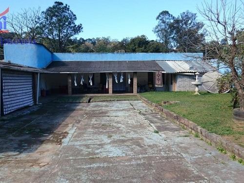 Chácara So O Terreno Para Venda, 1200.0m² - 1950