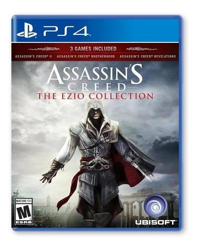 Imagen 1 de 4 de Assassin's Creed: The Ezio Collection - Playstation 4