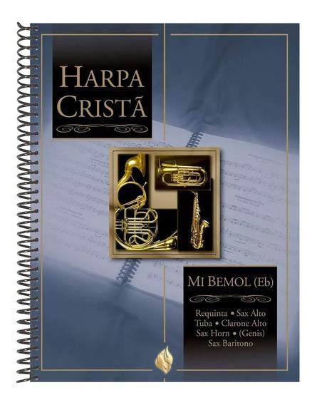 Harpa Cristã Em Mi Bemol Requinta Sax Alto Tuba Clarone