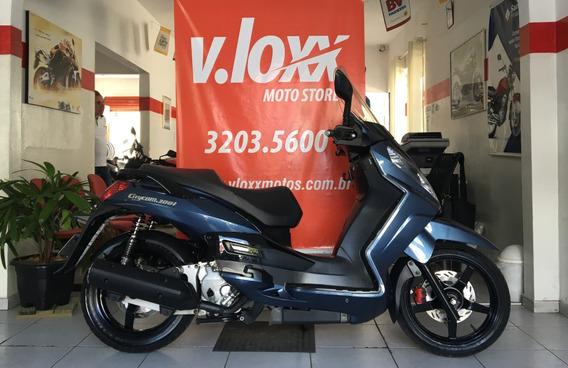 Dafra Citycom 300 Azul 2011
