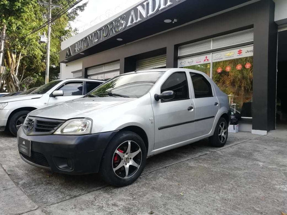 Renault Logan Familier Mecánica Fwd 2010 1.4 557