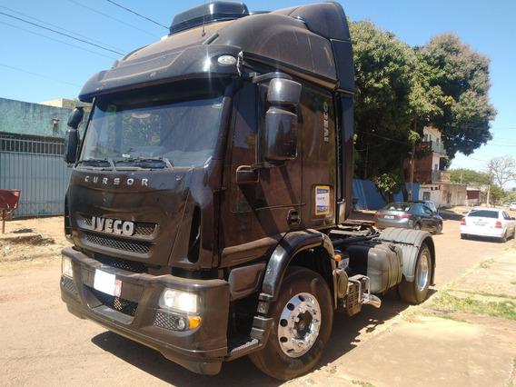 Caminhão Iveco Cursor 450e33t/10/11 Preta