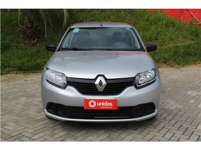 Renault Logan 1.6 16v Sce Flex Expression 4p Easy-r