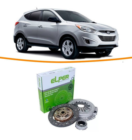 Kit Embreagem Hyundai Ix35 2.0 Flex 2010 2011 2012 2013