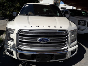 Ford Lobo 2017 3.5 Doble Cabina Limited At