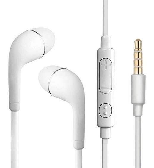 Fone De Ouvido Controle De Volume Microfone Atende Chamadas
