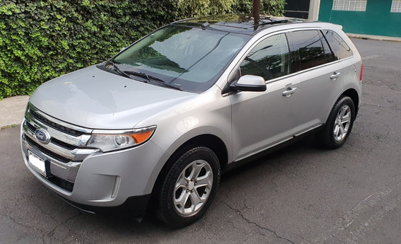 Ford Edge Limited Nacional Full Equipo