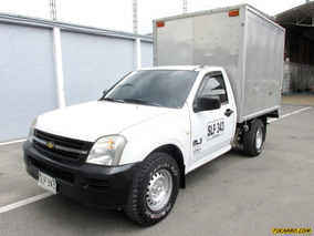 Chevrolet Luv D-max Furgón