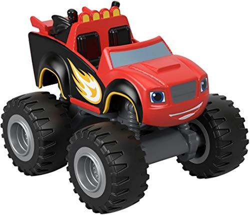 Carros De Juguete Ninja Blaze, Rojo
