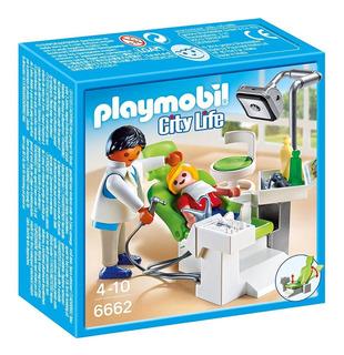 Dentista Con Paciente - Playmobil