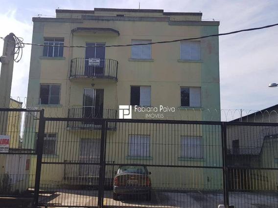 Apartamento Com 2 Dormitórios À Venda, 55 M² Por R$ 150.000 - Vila Monte Belo - Itaquaquecetuba/sp - Ap0023