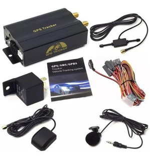 Gps Tracker Rastreo Satelital Antirrobo Carro Somos Tienda!!