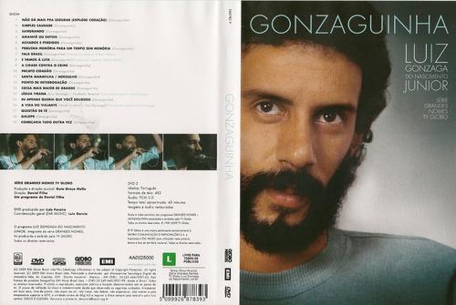 Imagem 1 de 5 de Dvd Gonzaguinha Luiz Gonzaga Do Nascimento Junior Lacrado
