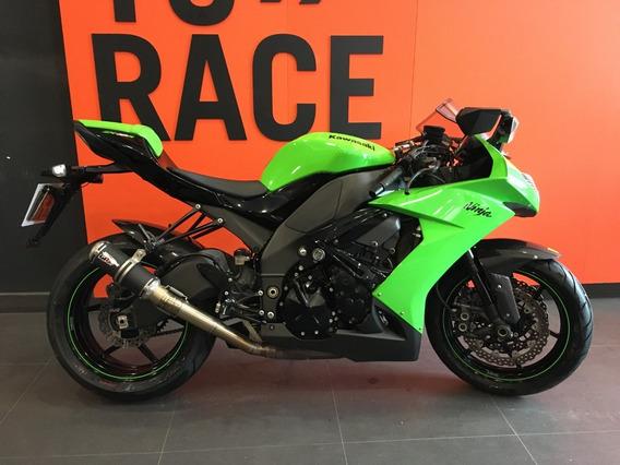 Kawasaki - Ninja Zx-10r - Verde
