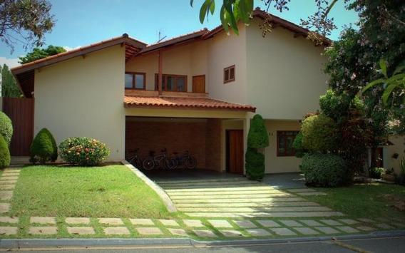Casa Com 4 Dormitórios À Venda, 300 M² Por R$ 920.000 - Condomínio Village Davignon - Sorocaba/sp - Ca0791