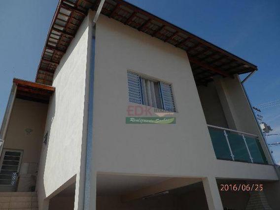 Sobrado Residencial À Venda, Jardim Santa Rosa, São José Dos Campos. - So0162