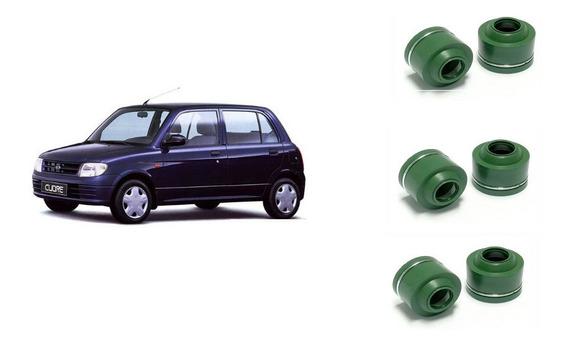 Jogo Retentor Valvula Daihatsu Cuore 3cc 94 95 96 97 98