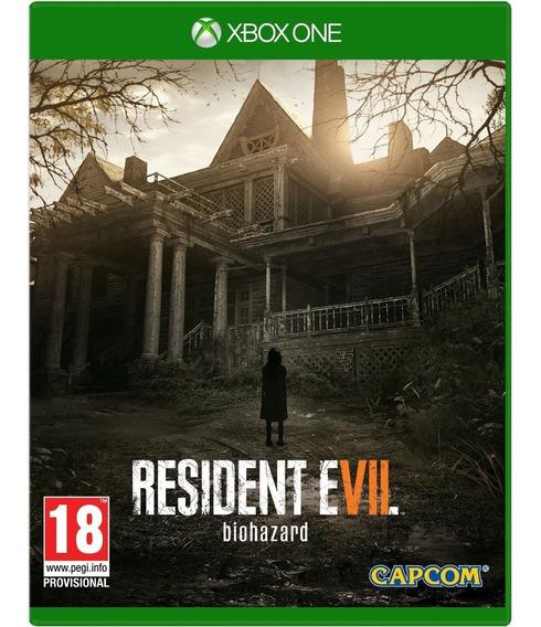 Resident Evil 7: Biohazard Xbox One - Midia Digital Original