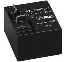 Relé Sanyou Da Placa Do Ar Condicionado Split Compressor
