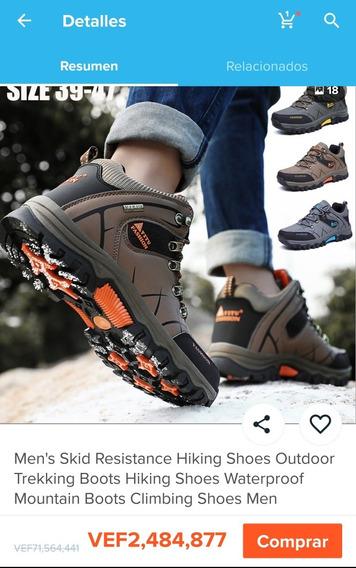 Gomas Montañeras Yitu Fashion