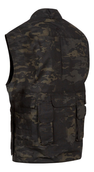 Chaleco Tactico Original Multicam Sk7 By 707 Tactical Gear