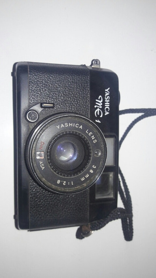 Maquina Fotografica Antiga,yashica Raridade!