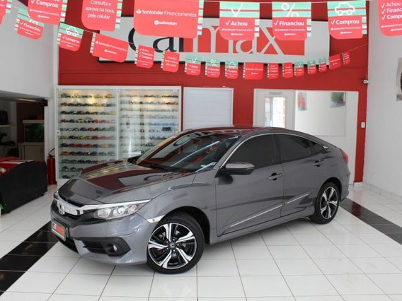 Honda Civic 10 Exl 2.0 155cv, Top De Linha, Foq5804